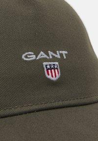 GANT - ORIGINAL SHIELD TEENS UNISEX - Cap - dark leaf - 4