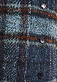 Barbara Lebek - Classic coat - denim - 3