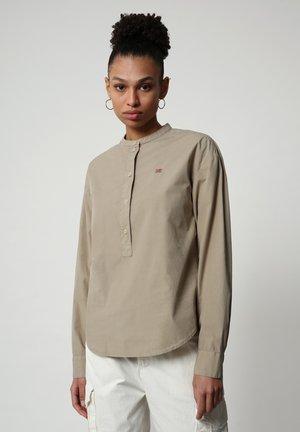 GHIO - Long sleeved top - silver sage