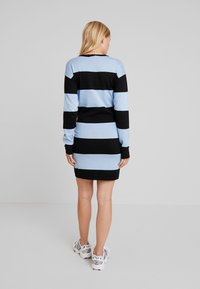 Supermom - DRESS STRIPE - Jumper dress - placid blue - 3