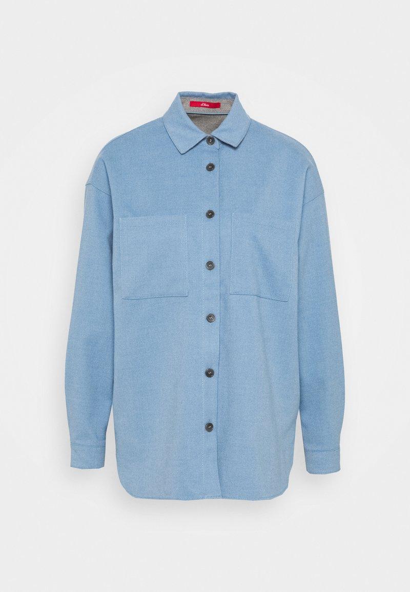 s.Oliver - Skjorte - light blue