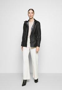 Belstaff - ADELINE JACKET - Summer jacket - black - 1