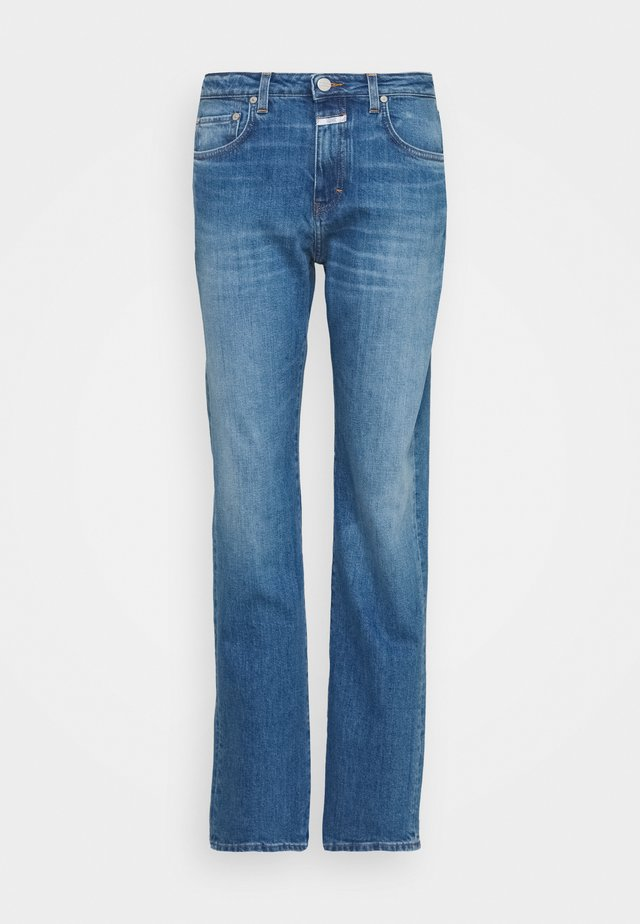 RENTON - Jeans Relaxed Fit - mid blue