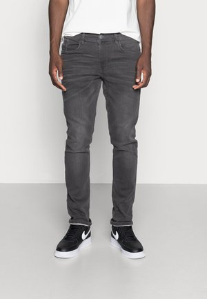 TWISTER FIT JOGG - Jeans Tapered Fit - denim grey