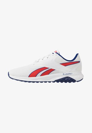 LIQUIFECT 90 - Neutral running shoes - white/red
