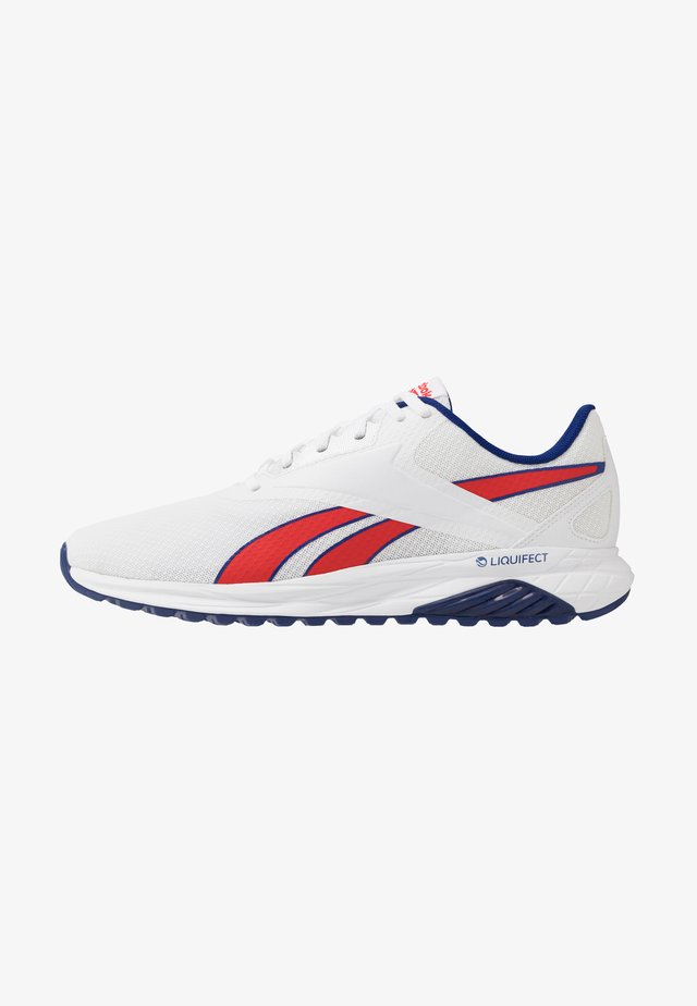 LIQUIFECT 90 - Zapatillas de running neutras - white/red