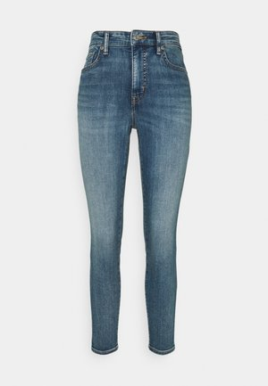 PANT - Jeans Skinny Fit - sunset indigo was