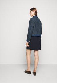 Claudie Pierlot - VIVOLA - Blazer - blue denim - 2