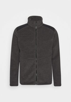 INNOMINATA - Fleece jacket - dark grey melange