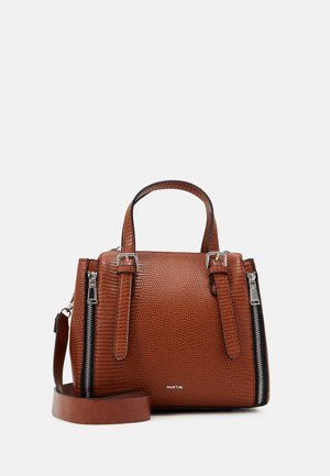 TOTE BAG AKUA - Across body bag - camel