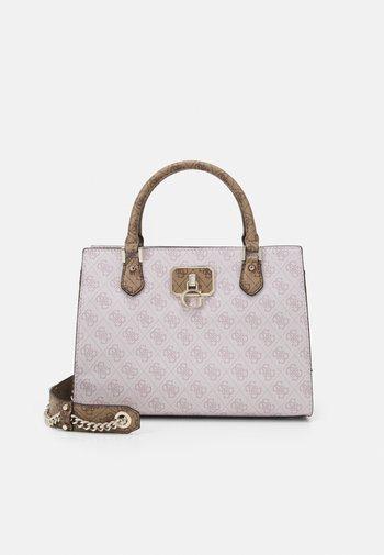 ALISA GIRLFRIEND SATCHEL - Handbag - powder/latte