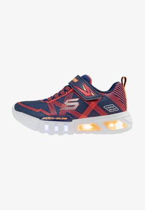 FLEX GLOW - Trainers - navy/red