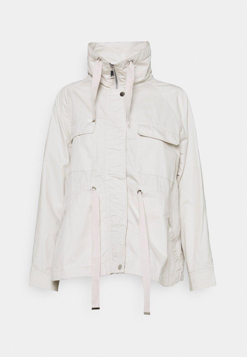 Luhta - HUISKONNIEMI - Outdoor jacket - natural white