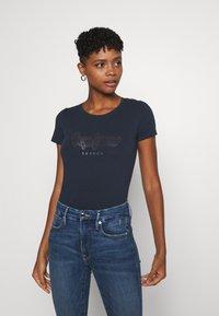 Pepe Jeans - ANNA - Print T-shirt - admiral - 0