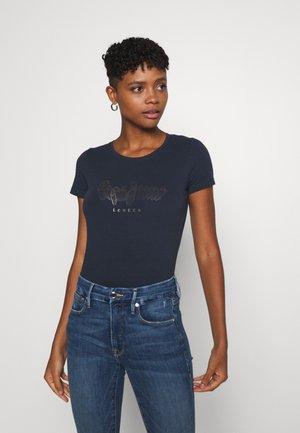 ANNA - T-shirt print - admiral