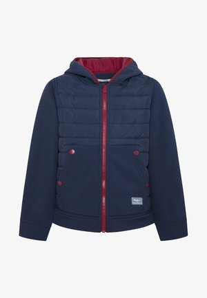 Winter jacket - azul marino