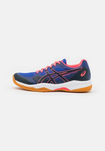 COURT HUNTER - Volleyball shoes - lapis lazuli blue/french blue