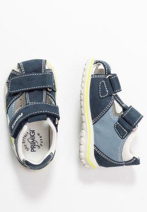 Baby shoes - azzurro