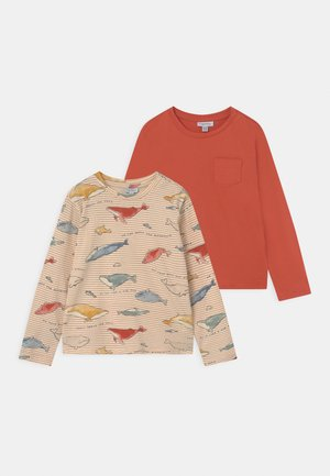 2 PACK - Long sleeved top - koi