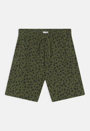 SHORTS - Kraťasy - green