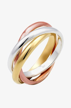 TRIO BASIC - Ringe - multi-coloured