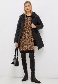 Liu Jo Jeans - ECO-FRIENDLY  - Winter coat - black - 1