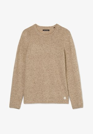 Jumper - taupe gray