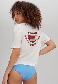 O'Neill - Print T-shirt - powder white - 1