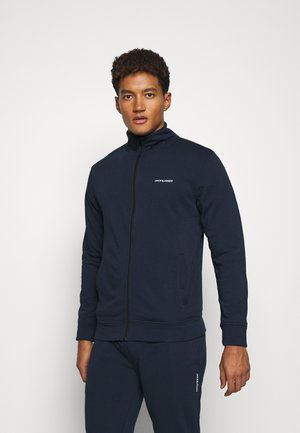 JCOZTERRY TRACK SUIT SET - Tracksuit - navy blazer