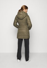 Save the duck - GIGAY - Winter coat - bark green - 2