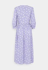 YAS - YASWENDY WRAP DRESS - Vestito lungo - wendy - 1