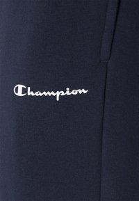 Champion - FULL ZIP SUIT - Träningsset - dark blue - 5