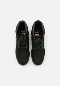 Cat Footwear - FOUNDER WP  - Lace-up ankle boots - black - 3
