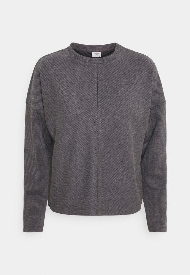 JDYGIGI - Sweter - dark grey melange