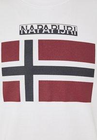 Napapijri - BELLYN - Sweatshirt - bright white - 2