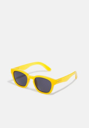 BLAST UNISEX - Zonnebril - yellow/black