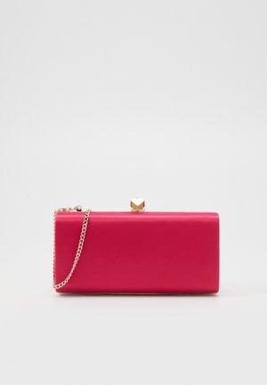 MARIELLA HARDCASE - Clutch - pink