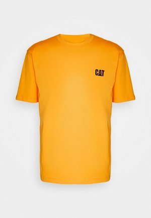SMALL LOGO TSHIRT - Basic T-shirt - yellow