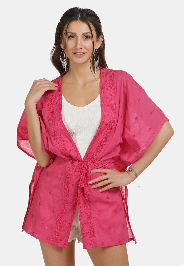 Giacca leggera - pink