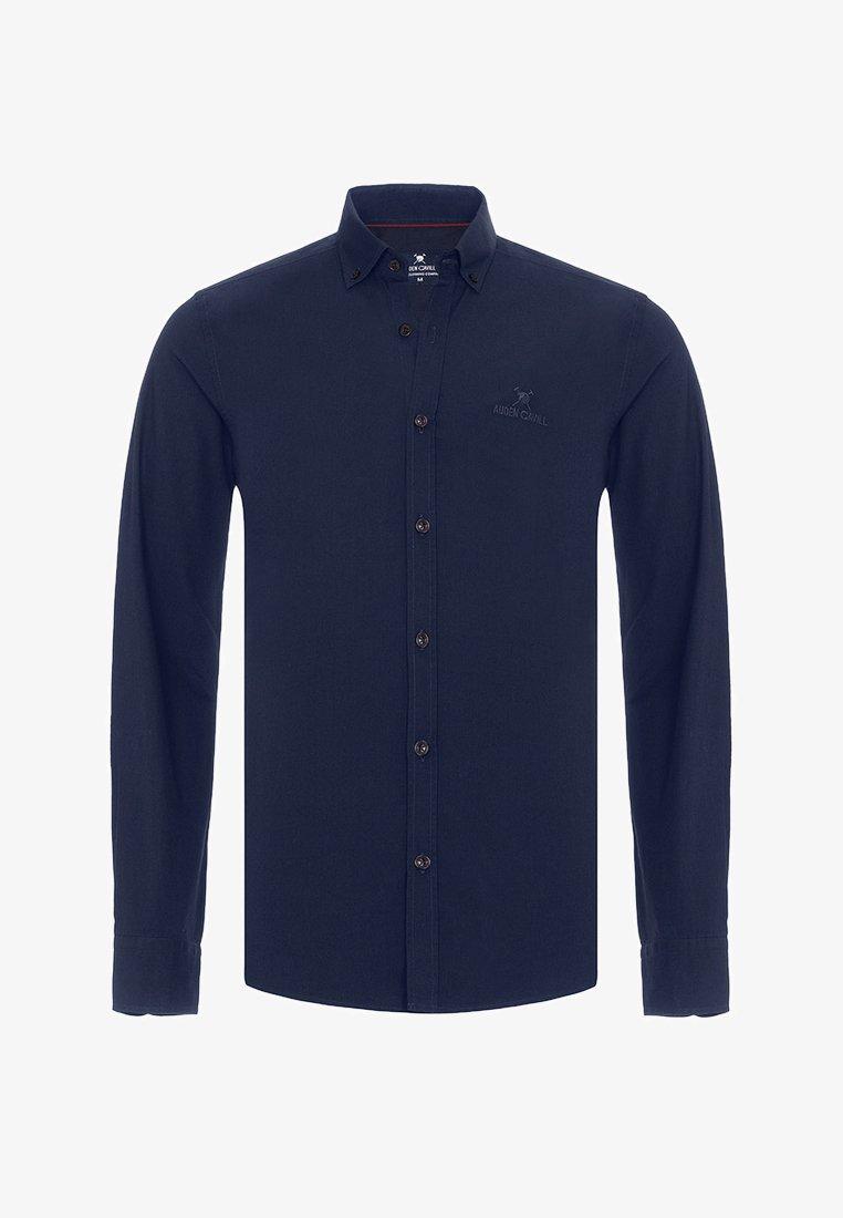 Auden Cavill - MORIES - Shirt - navy