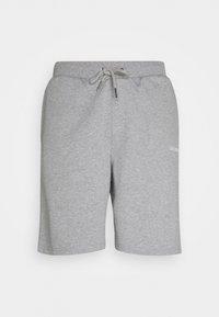 LENS - Shortsit - light grey melange