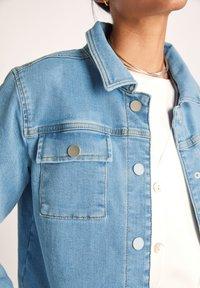 comma - Denim jacket - blue - 4