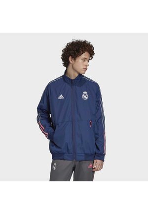 REAL ANTHEM JKT - Training jacket - dark blue