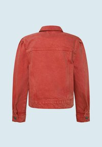 Pepe Jeans - EVERLY  - Denim jacket - rot - 1