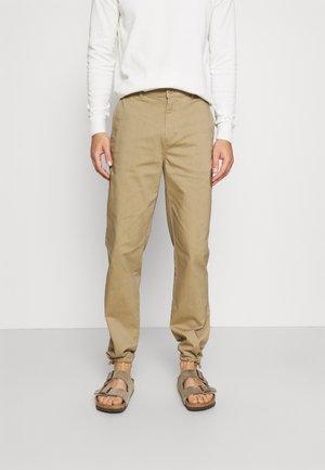 MOBILE PANT - Straight leg jeans - new british khaki