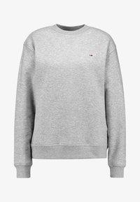 Tommy Jeans - CLASSICS - Sweatshirt - light grey - 3