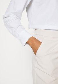 New Look - Kalhoty - stone - 4
