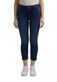 Esprit - MR CAP - Jeans Skinny Fit - blue dark washed - 0