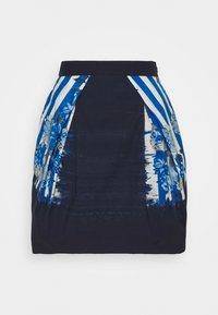 Alberta Ferretti - SKIRT - Gonna a campana - dark blue - 3