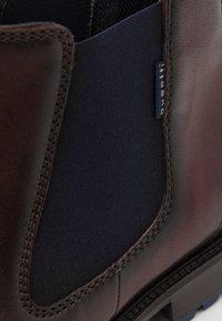 Bugatti - BONIFACIO - Classic ankle boots - mid brown - 5